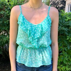 Summer top with bows